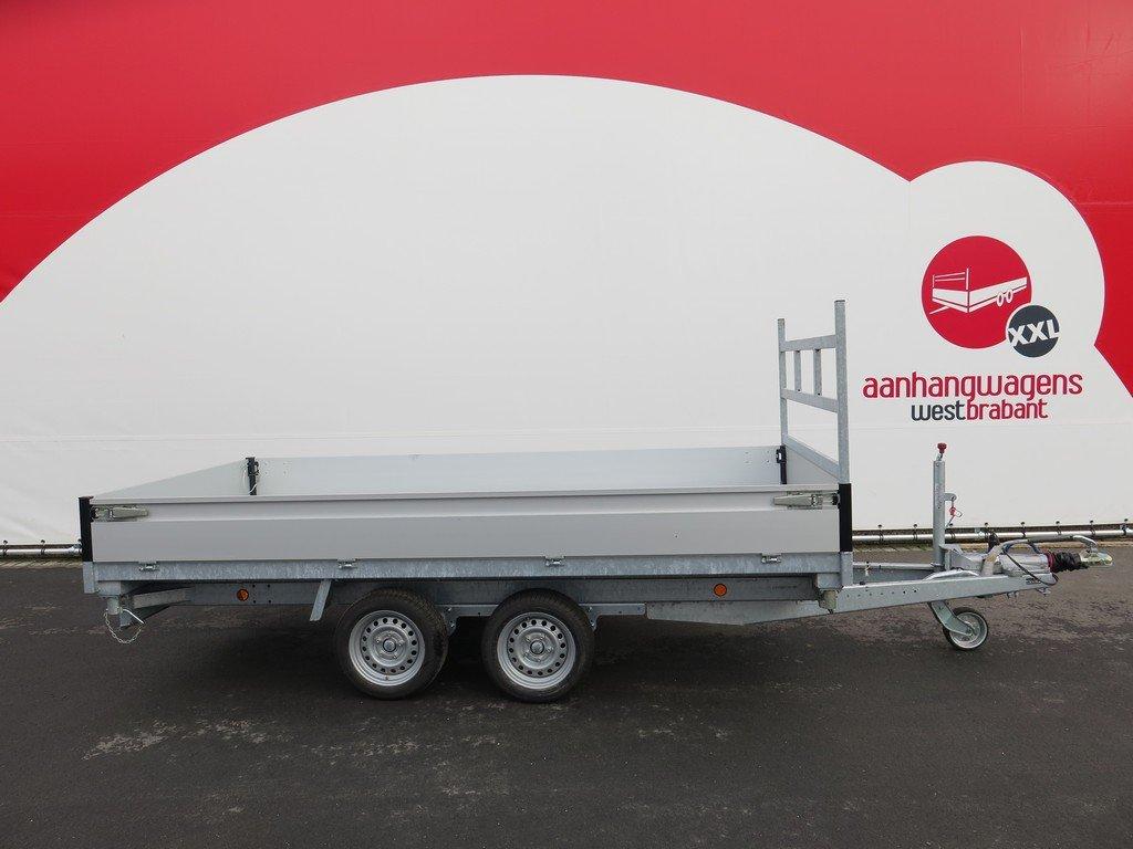 Proline kipper 351x185cm 3500kg Aanhangwagens XXL West Brabant 3.0 vlak