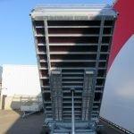 Proline kipper 401x202cm 3500kg tridemas Aanhangwagens XXL West Brabant 2.0 bodemondersteuning