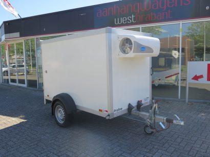 Proline koelaanhanger 250x130x150cm 1300kg Aanhangwagens XXL West Brabant 2.0 hoofd