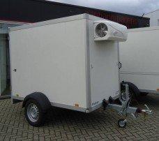 Proline koelaanhanger 250x130x180cm koelaanhangwagens Aanhangwagens XXL West Brabant hoofd