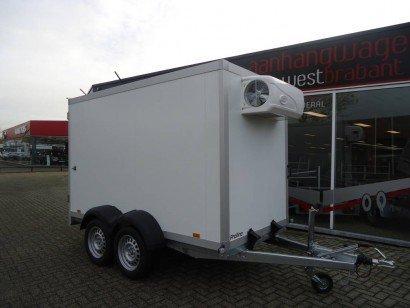 Proline koelaanhanger 300x160x180cm koelaanhangwagens Aanhangwagens XXL West Brabant hoofd