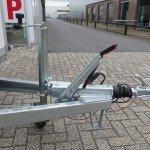 Proline koelaanhanger 400x175x180cm 2500kg Proline koelaanhanger 400x175x180cm koelaanhangwagens Aanhangwagens XXL West Brabant dissel 2.0