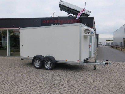 Proline koelaanhanger 400x175x180cm koelaanhangwagens Aanhangwagens XXL West Brabant hoofd 2.0