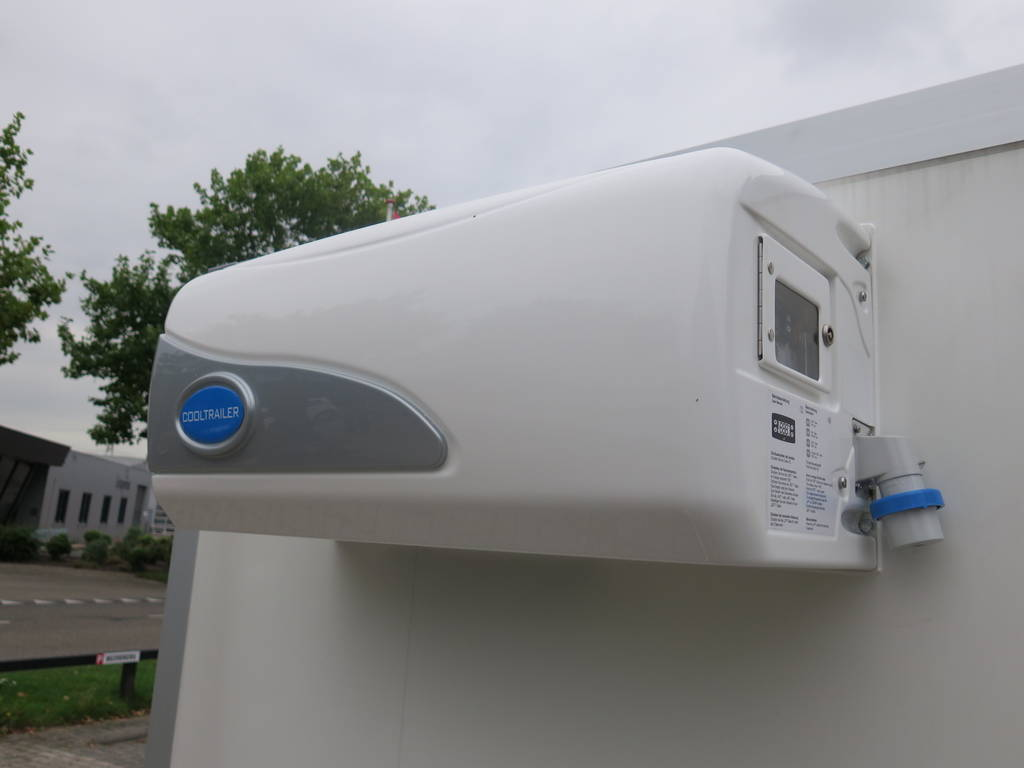 Proline koelaanhanger 400x175x180cm 2500kg Proline koelaanhanger 400x175x180cm koelaanhangwagens Aanhangwagens XXL West Brabant koelmotor 2.0