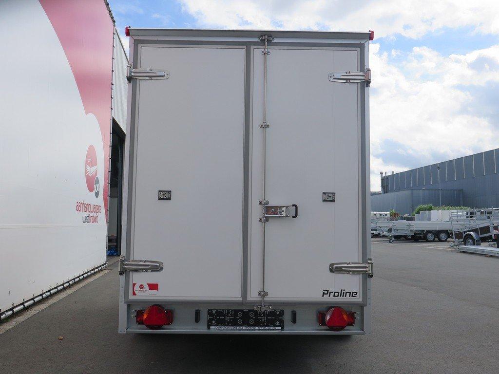Proline koelaanhanger 350x160x180cm 2600kg