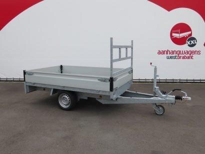 Proline plateauwagen 251x155cm 1350kg Aanhangwagens XXL West Brabant 3.0 hoofd