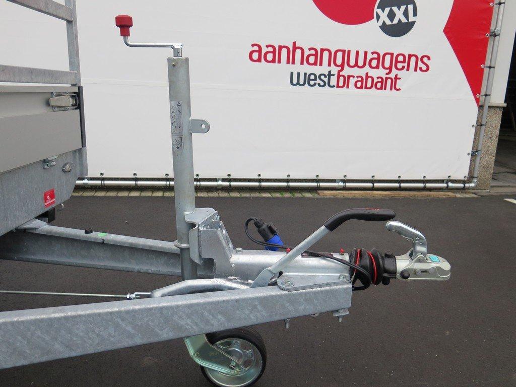 Proline plateauwagen 401x185cm 2700kg verlaagd Aanhangwagens XXL West Brabant 3.0 dissel