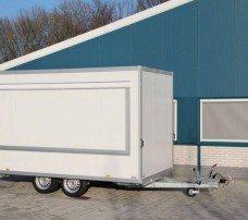 Proline verkoopwagen 397x211x230cm 2000kg verkoopwagens Aanhangwagens XXL West Brabant hoofd Aanhangwagens XXL West Brabant