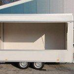 Proline verkoopwagen 397x211x230cm 2000kg Proline verkoopwagen 397x211x230cm 2000kg verkoopwagens Aanhangwagens XXL West Brabant overzicht