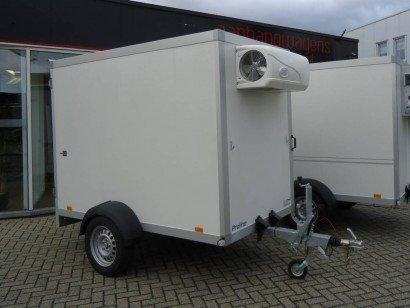 Proline vriesaanhanger 250x130x180cm koelaanhangwagens Aanhangwagens XXL West Brabant hoofd