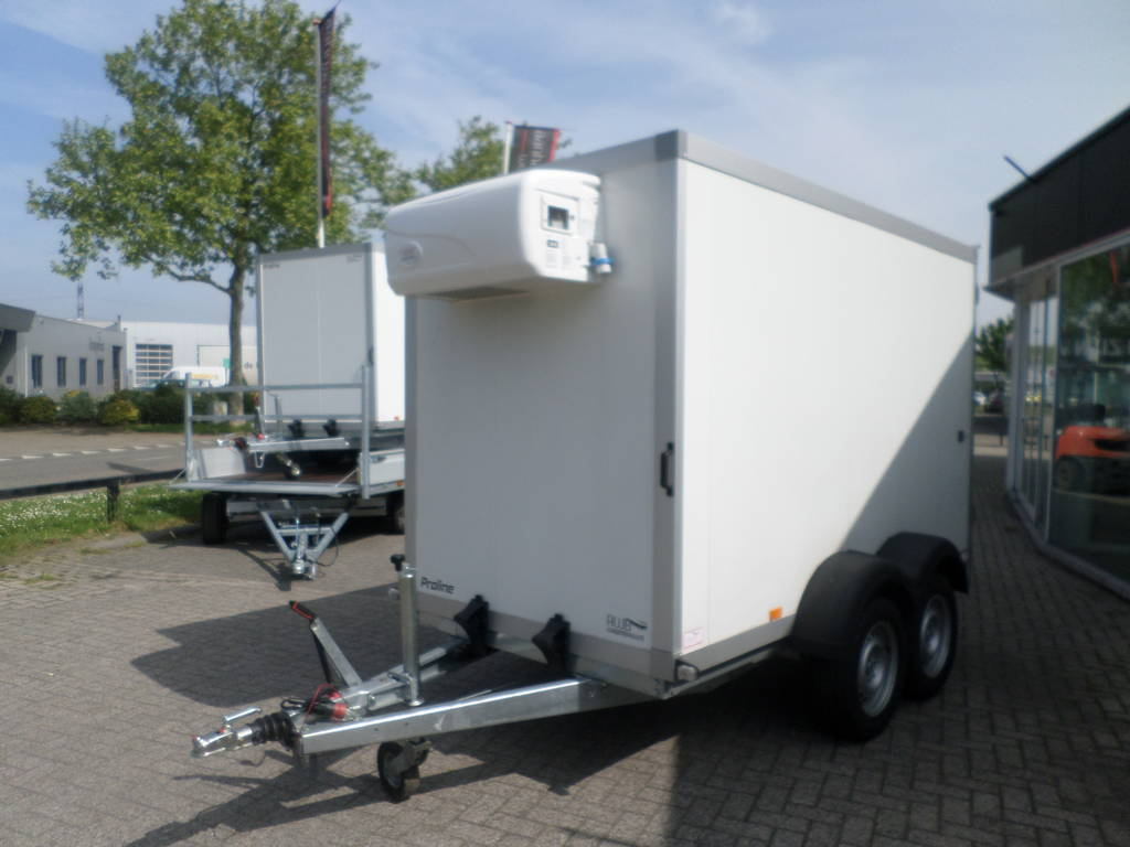 Proline vriesaanhanger 300x146x180cm vriesaanhangwagens Aanhangwagens XXL West Brabant overzicht Aanhangwagens XXL West Brabant