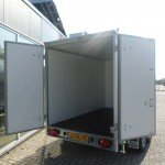 Proline vriesaanhanger 300x160x180cm vriesaanhangwagens Aanhangwagens XXL West Brabant laadruimte Aanhangwagens XXL West Brabant