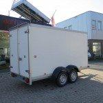 Proline vriesaanhanger 350x160x180cm vriesaanhangwagens Aanhangwagens XXL West Brabant overzicht