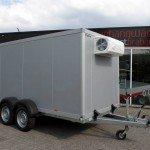 Proline vriesaanhanger 400x175x180cm vriesaanhangwagens Aanhangwagens XXL West Brabant hoofd Aanhangwagens XXL West Brabant