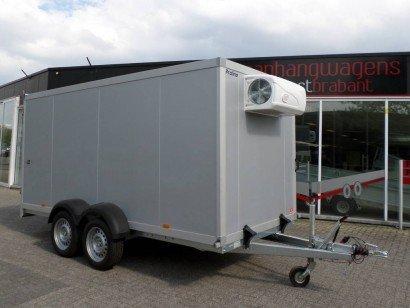 Proline vriesaanhanger 400x175x180cm vriesaanhangwagens Aanhangwagens XXL West Brabant hoofd