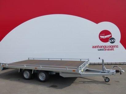 Saris autotransporter 409x202cm 2700kg Aanhangwagens XXL West Brabant 2.0 hoofd