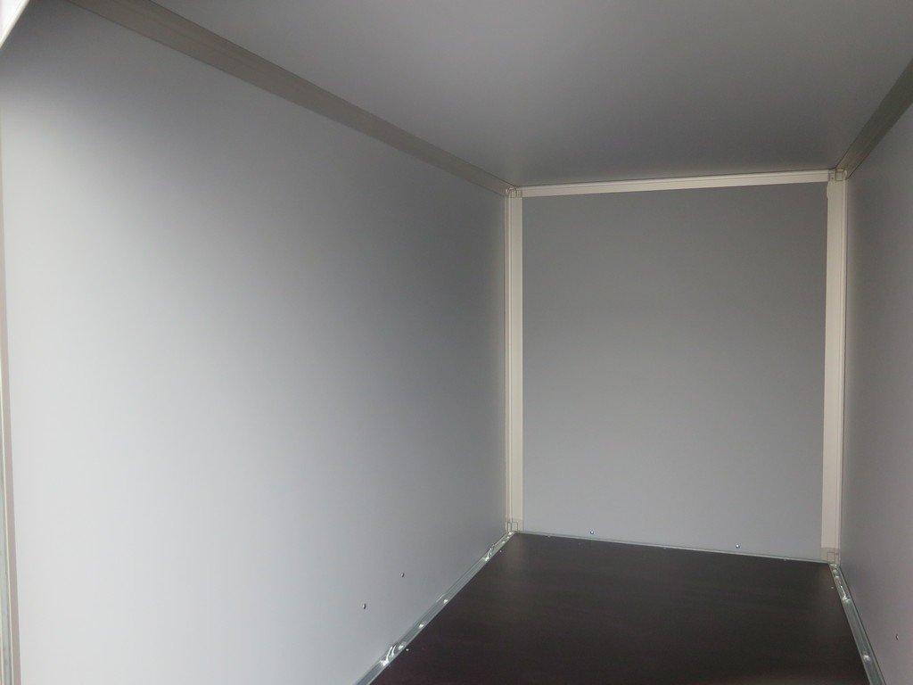 Saris gesloten aanhanger 256x134x150cm 1350kg Aanhangwagens XXL West Brabant 2.0 binnenkant Aanhangwagens XXL West Brabant