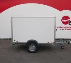 Saris gesloten aanhanger 256x134x150cm 1350kg Aanhangwagens XXL West Brabant 2.0 hoofd Aanhangwagens XXL West Brabant