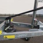 Saris kipper 255x135cm 1400kg Aanhangwagens XXL West Brabant 2.0 handpomp