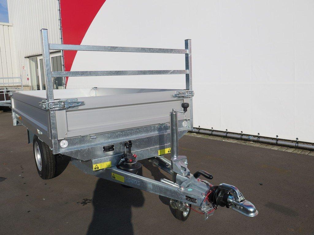 Saris kipper 255x135cm 1400kg Aanhangwagens XXL West Brabant 2.0 voorkant
