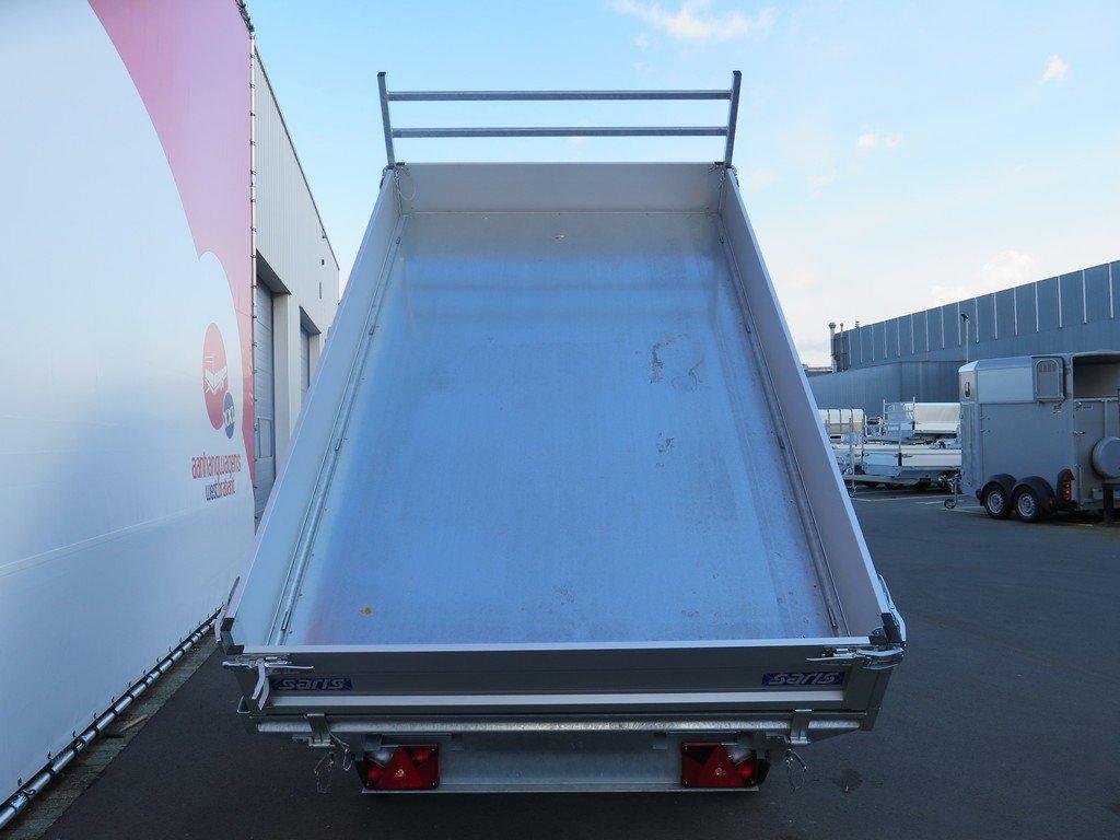 Saris kipper 330x184cm 2700kg Aanhangwagens XXL West Brabant 2.0 bak
