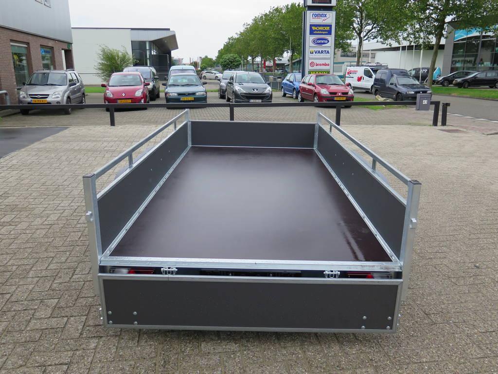 Saris tandemas 306x154cm bakwagens tandemas Aanhangwagens XXL West Brabant geopend