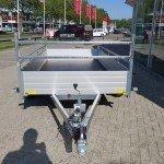 Saris tandemas alu 305x153cm bakwagens tandemas Aanhangwagens XXL West Brabant voorkant