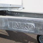 Easyline gesloten aanhanger 300x150x150cm 1500kg Aanhangwagens XXL West Brabant 2.0 ALKO onderstel