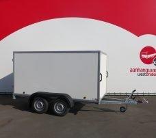 Easyline gesloten aanhanger 300x150x150cm 1500kg Aanhangwagens XXL West Brabant 2.0 hoofd Aanhangwagens XXL West Brabant