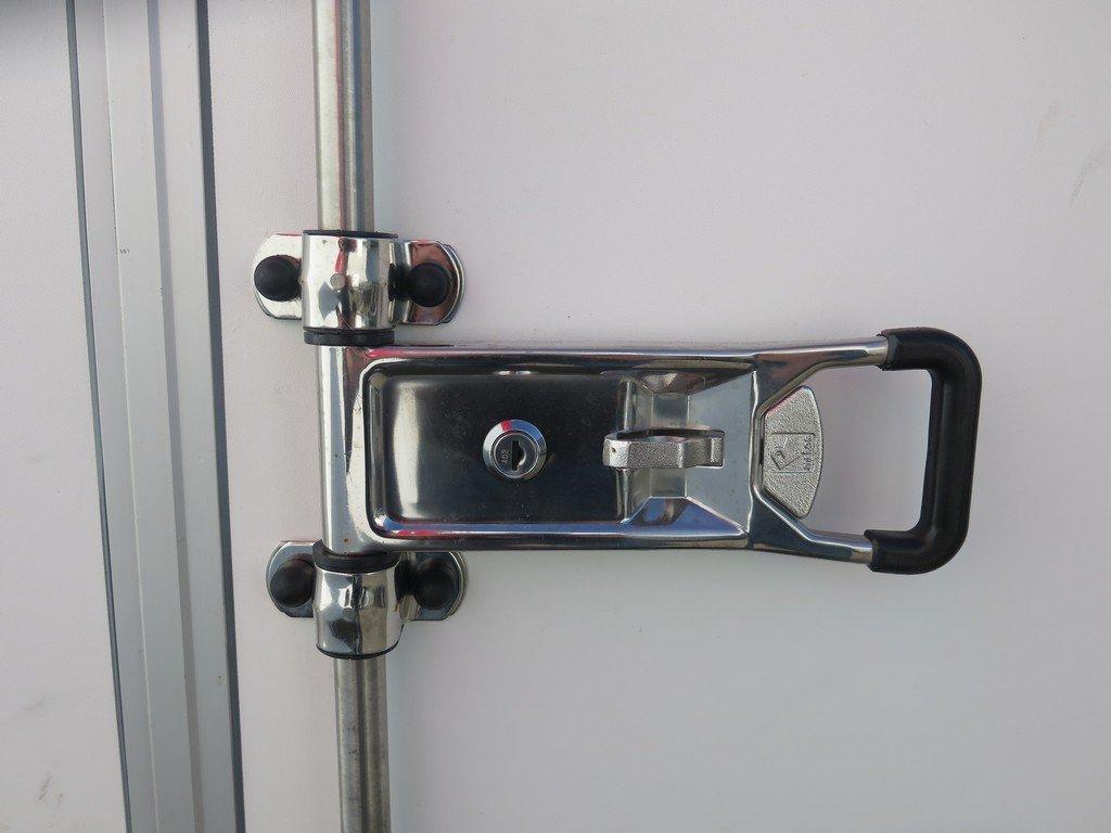 Easyline gesloten aanhanger 300x150x150cm 1500kg Aanhangwagens XXL West Brabant 2.0 sluiting