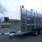 Ifor Williams veetrailer 427x178x213cm veetrailers Aanhangwagens XXL West Brabant hoofd