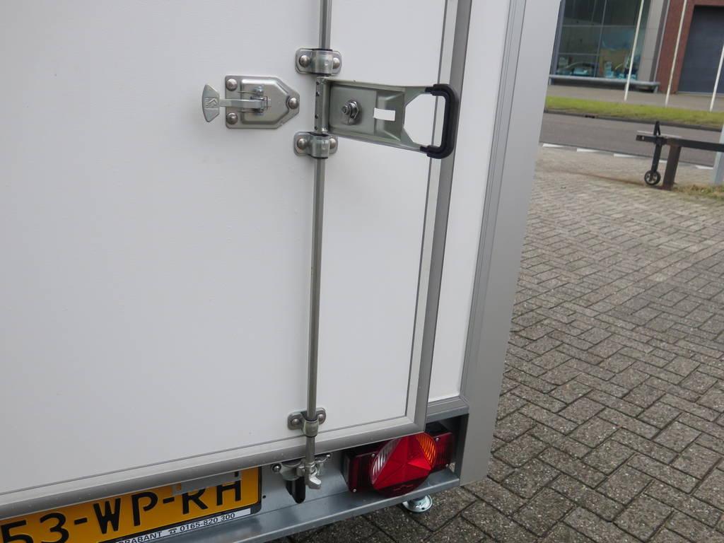 Proline gesloten 501x201x200cm 2500kg gesloten aanhangwagen Aanhangwagens XXL West Brabant sluiting 2.0