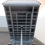 Proline kipper 301x185cm 3500kg Aanhangwagens XXL West Brabant 2.0 bodemondersteuning