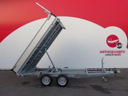 Proline kipper 301x185cm 3500kg Aanhangwagens XXL West Brabant 2.0 hoofd