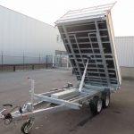 Proline kipper 301x185cm 3500kg Aanhangwagens XXL West Brabant 2.0 overzicht
