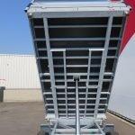 Proline kipper 331x185cm 3500kg Aanhangwagens XXL West Brabant 2.0 bodemondersteuning