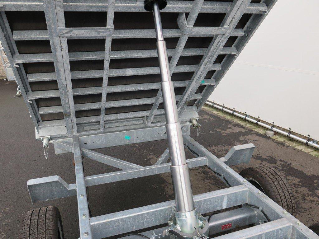 Proline kipper 351x185cm 2700kg Aanhangwagens XXL West Brabant 3.0 cilinder