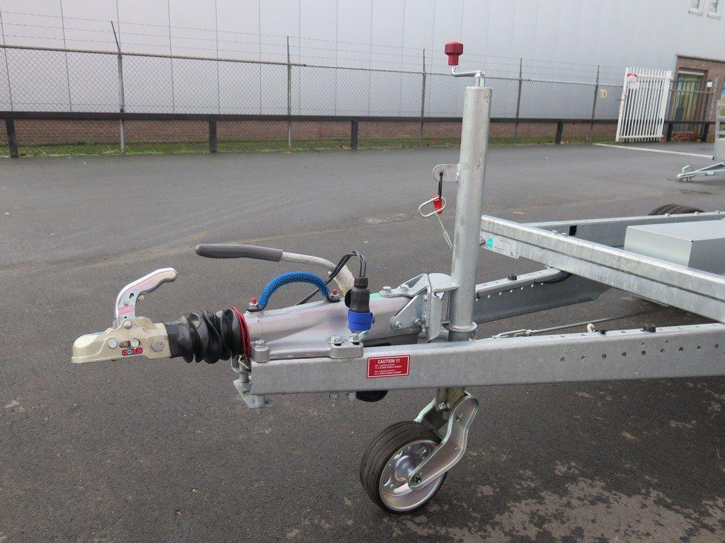 Proline kipper 351x185cm 2700kg Aanhangwagens XXL West Brabant 3.0 dissel