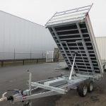 Proline kipper 351x185cm 2700kg Aanhangwagens XXL West Brabant 3.0 overzicht
