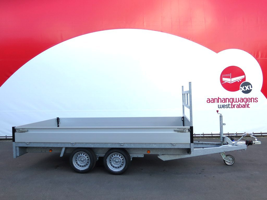 Proline plateauwagen 351x185cm 2000kg