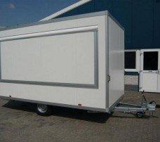 Proline verkoopwagen 397x211x230cm 1500kg verkoopwagens Aanhangwagens XXL West Brabant hoofd Aanhangwagens XXL West Brabant