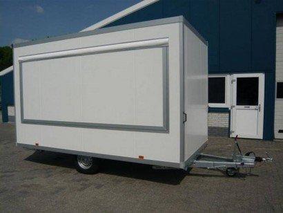 Proline verkoopwagen 397x211x230cm 1500kg verkoopwagens Aanhangwagens XXL West Brabant hoofd