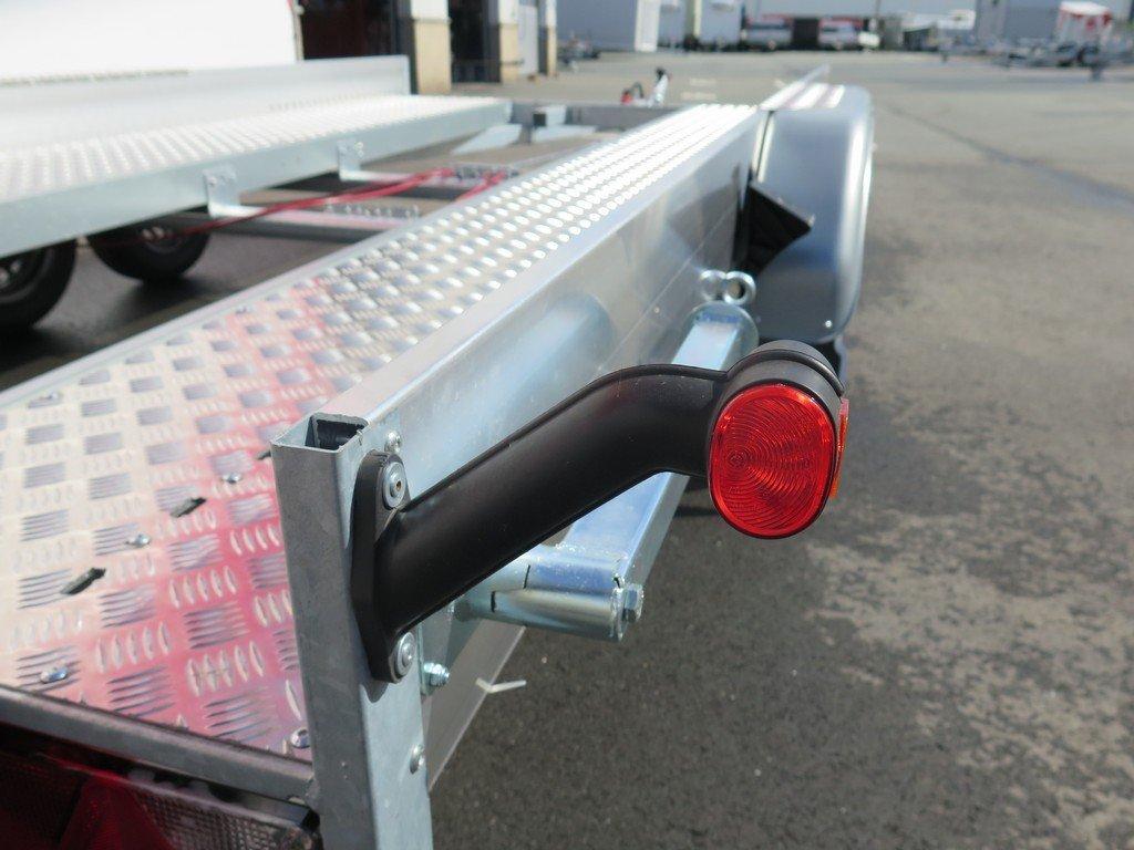 Anssems autotransporter 400x188cm 1500kg Aanhangwagens XXL West Brabant 3.0 breedteverlichting Aanhangwagens XXL West Brabant