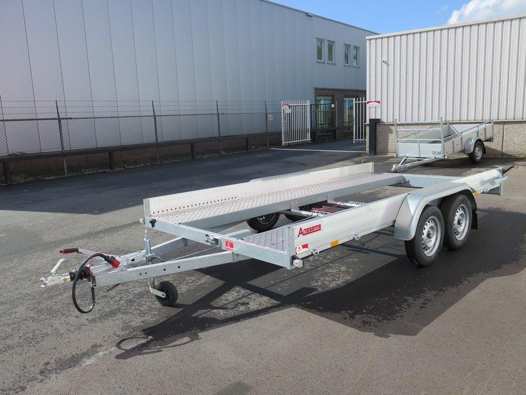 Anssems autotransporter 400x188cm 1500kg Aanhangwagens XXL West Brabant 3.0 overzicht Aanhangwagens XXL West Brabant