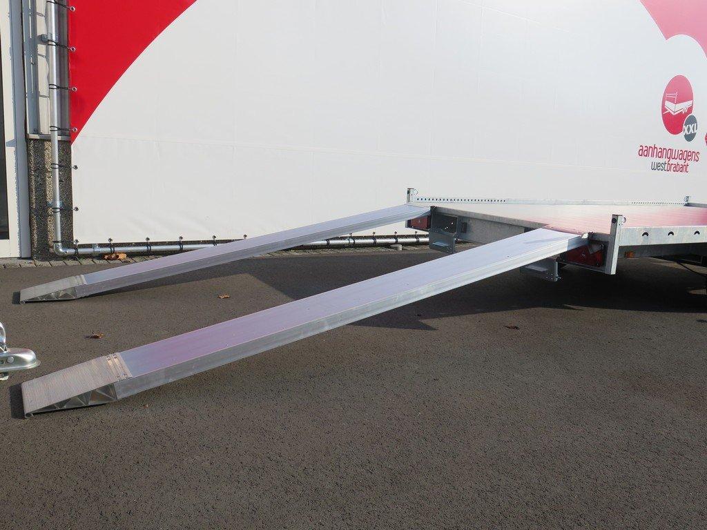 Anssems autotransporter 405x200cm 2700kg Aanhangwagens XXL West Brabant 2.0 oprijplaten Aanhangwagens XXL West Brabant