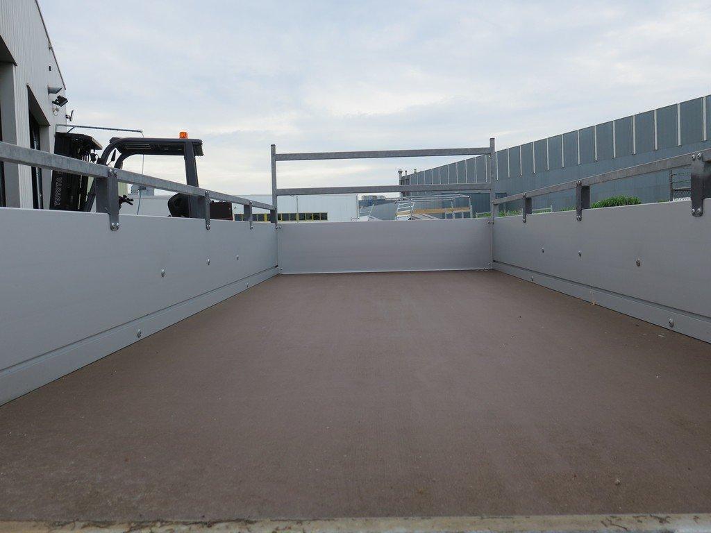 Anssems tandemas aanhanger 301x126cm 1500kg Aanhangwagens XXL West Brabant 2.0 bak Aanhangwagens XXL West Brabant