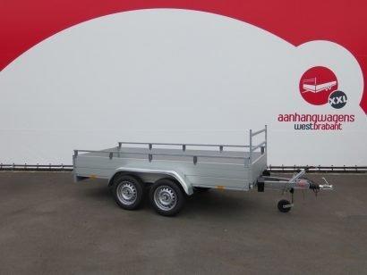 Anssems tandemas aanhanger 301x126cm 1500kg Aanhangwagens XXL West Brabant 2.0 hoofd