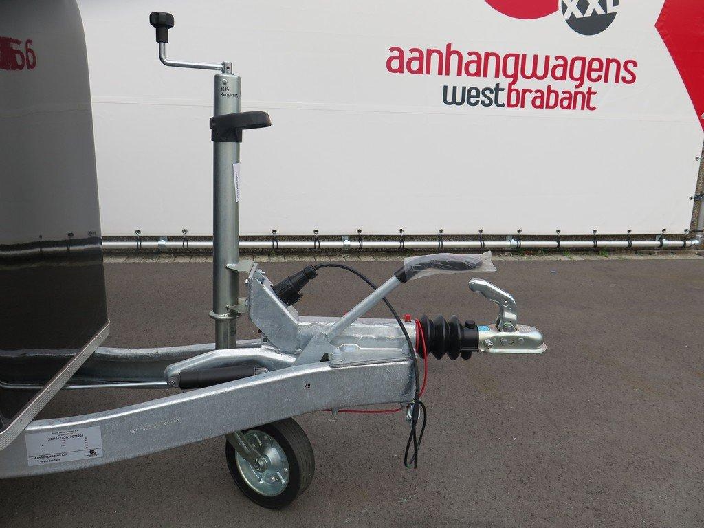 Easyline motortrailer 300x151x170cm 1300kg gesloten Aanhangwagens XXL West Brabant 2.0 dissel Aanhangwagens XXL West Brabant