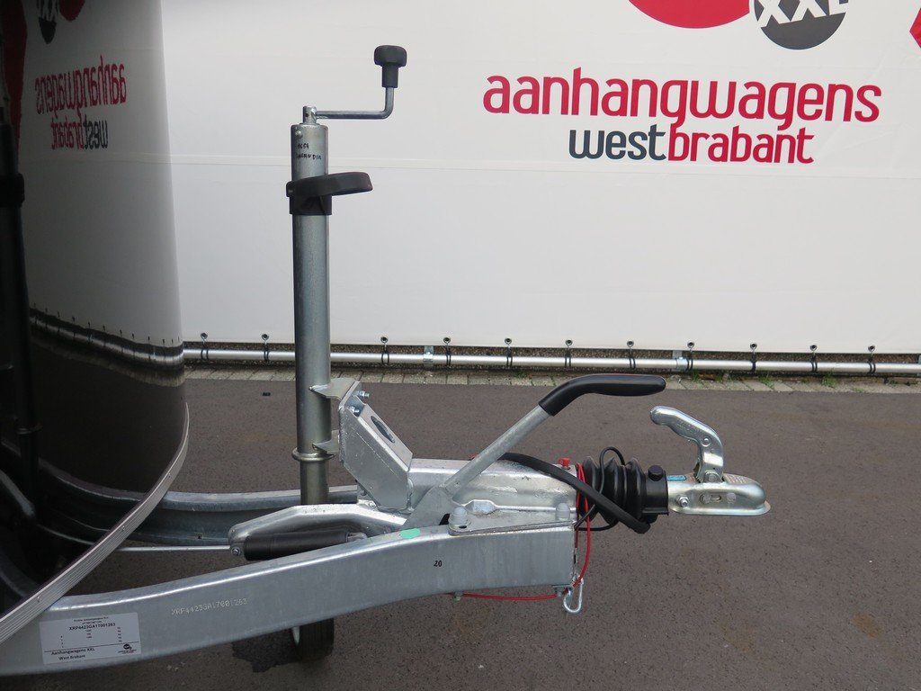 Easyline motortrailer 302x150x195cm 1300kg gesloten Aanhangwagens XXL West Brabant 2.0 dissel Aanhangwagens XXL West Brabant
