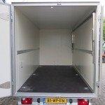 Proline gesloten aanhanger 365x175x190cm 3000kg Aanhangwagens XXL West Brabant binnenkant Aanhangwagens XXL West Brabant